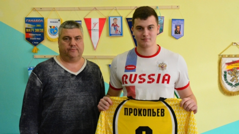 """""""СГАУ-Саратов"""" подписал контракт с новым игроком"""