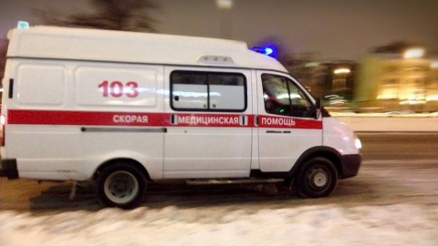 В Базарном Карабулаке три человека пострадали при столкновении легковушки и внедорожника