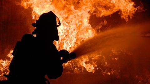 Пять человек пострадали на пожаре в Аткарске