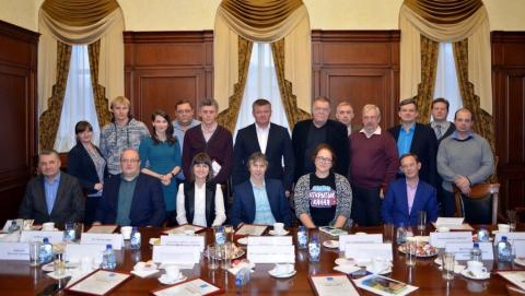 Михаил Исаев встретился с руководителями саратовских СМИ