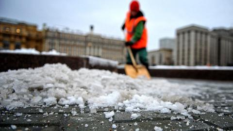 В Саратове начал работать штаб по зимней уборке города от снега и наледи