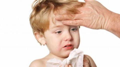В Саратовской области почти шесть тысяч детей заболели ОРВИ