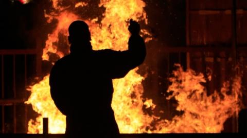 В Энгельсе насильники подожгли дом жертвы