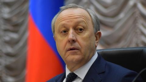 Радаев стал восьмым губернатором в стране по упоминаемости в соцмедиа