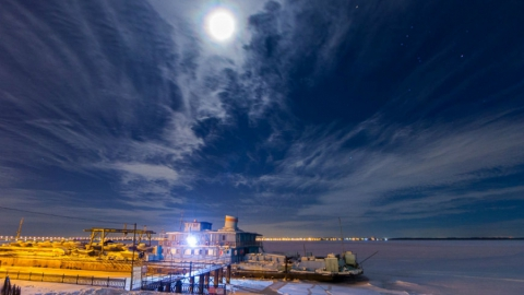 В Саратове сохранится умеренно морозная погода
