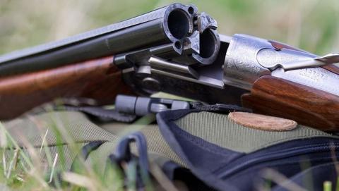 Житель Степного самостоятельно принес в полицию ружье без документов