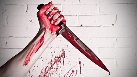 В Марксовском районе пенсионер ударил приятеля ножом в шею