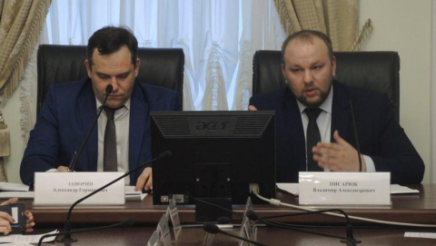 Избирком Саратовской области и городская Общественная палата подписали соглашение о сотрудничестве