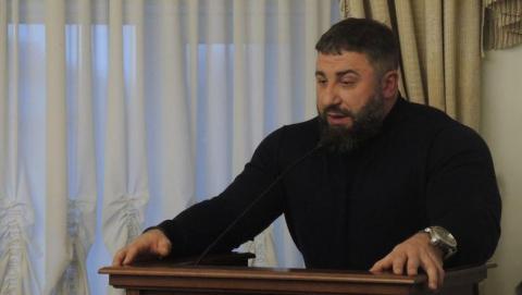 Кандидат в общественники Вячеслав Максюта рассказал о своих предпочтениях на президентских выборах