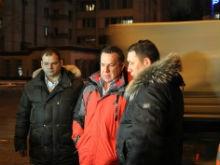 Глава Саратова проверил эффективность снегоуборочных работ