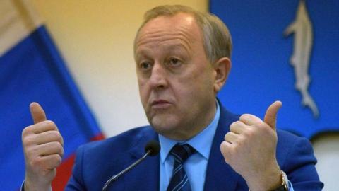 Радаев стал вторым по медийности в рейтинге губернаторов по ПФО