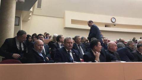 Депутаты сформулировали ряд задач для решения вопроса с АТСЖ Ленинского района