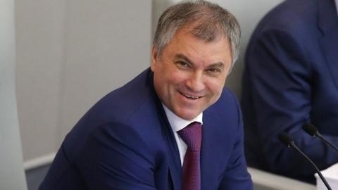 Вячеслав Володин завтра посетит Балаково