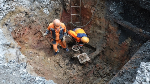 """""""Водоканал"""" сообщает об ограничении подачи холодной воды в Заводском районе"""