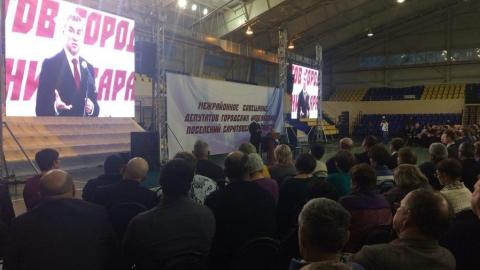 Сельский депутат из Вольского района назвала Володина и Радаева людьми дела