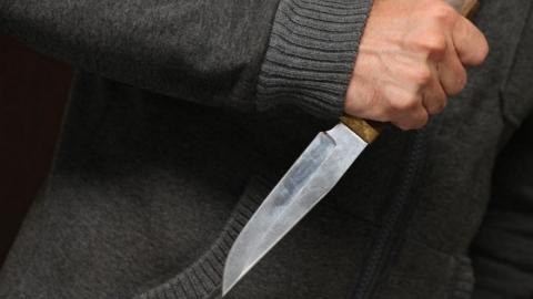 В Солнечном задержали безработного рецидивиста с ножом
