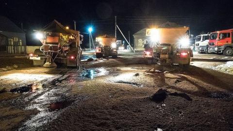 Работы по ликвидации аварии на нефтепроводе под Энгельсом завершат до вечера