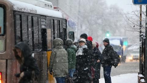 Саратовцев просят пересесть на общественный транспорт