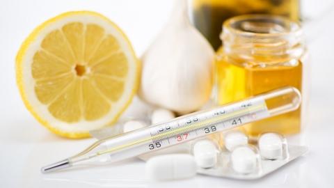В Саратовской области более 10 тысяч человек заболели ОРВИ