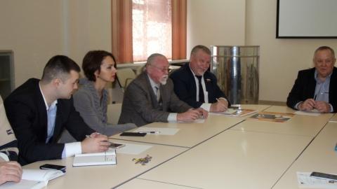 В Гагаринском университете появится Центр единоборств