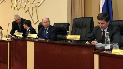 Дмитрия Тепина раскритиковали за отсутствие Леонида Писного на заседании по обманутым дольщикам