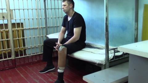 Лишившийся ноги в Сирии саратовец разочаровался в радикальном исламе