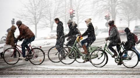 Мэрия ограничит движение в центре Саратова из-за велопарада
