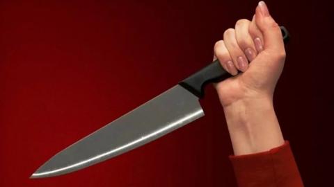Жительница Ртищево пырнула зятя ножом в спину