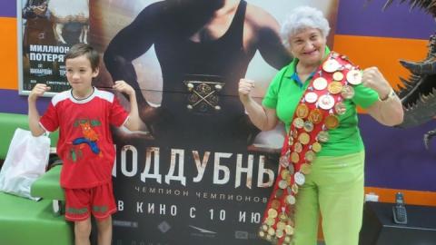 Почетный гражданин Саратова сравнила Ландо с международным олимпийским комитетом