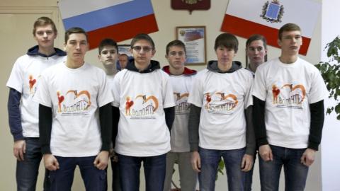 В Новоузенском аграрном техникуме успешно развивается волонтёрское движение