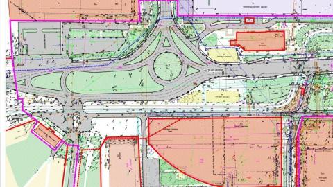 Саратовцы одобрили проект транспортной развязки на 3-й Дачной
