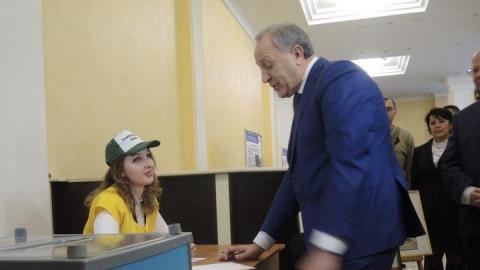 Валерий Радаев выбрал Саратов в голосовании за комфортную городскую среду