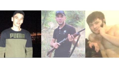 Саратовцев просят помочь в поиске подозреваемых в нападении на полицейского из Калуги