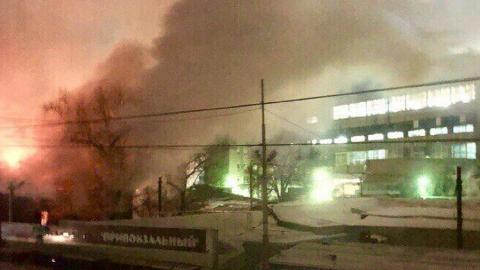 Саратовские студенты рассказали о помощи жильцам горящего дома на Аткарской
