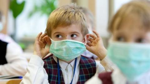 Более 8,5 тысячи детей заболели ОРВИ