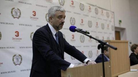 Евгений Примаков рассказал студентам Эконома о внешней политике России