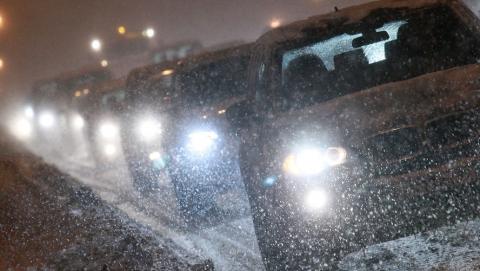 ГИБДД просит саратовцев быть внимательными на дорогах