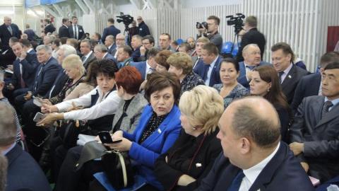Вячеслав Володин призвал увеличить бюджет региона до 105 миллиардов рублей