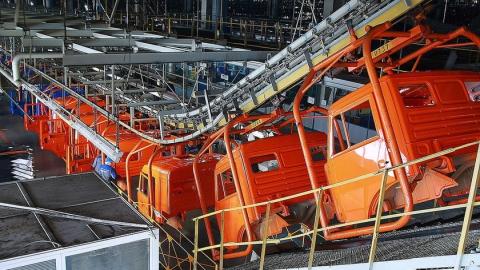 """В регионе в кооперации с """"КамАЗом"""" планируется построить завод по производству автомобильной техники"""