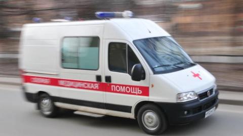 """В массовой аварии с грузовой """"Газелью"""" и маршруткой пострадал водитель """"Мицубиси"""""""