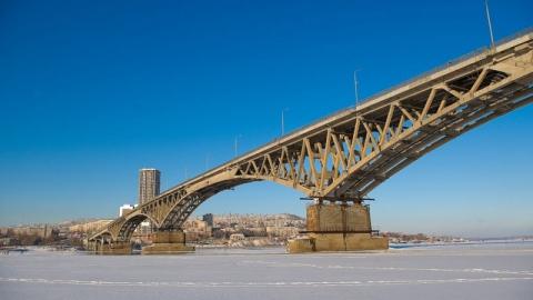 Четыре человека пострадали в ДТП на мосту Саратов-Энгельс