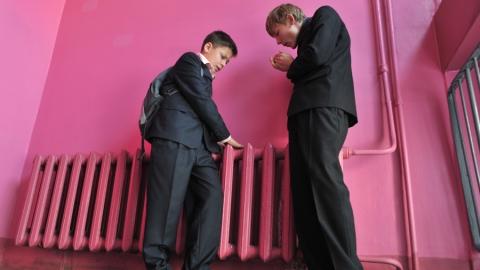 Прокуратура заинтересовалась холодными классами саратовской школы