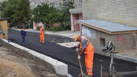На благоустройство дворов в Саратове потратят более 270 миллионов рублей