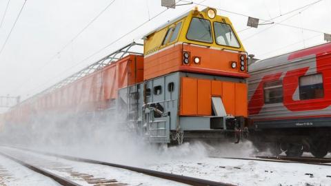Снегопад в Саратовском регионе не повлиял на работу Приволжской магистрали