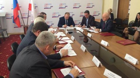 Владимир Писарюк ответил на критику КПРФ из-за выделения 30 миллионов на обучение организаторов выборов