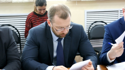 Ринат Каримов официально вошел в избирательную комиссию Саратовской области