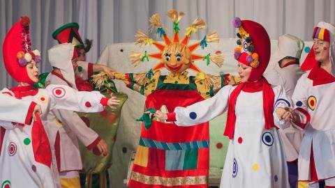 Театр Кукол приглашает саратовцев отпраздновать Масленицу блинами и сказками