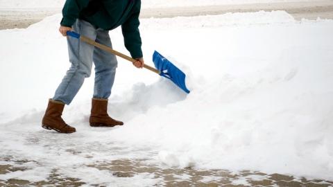 Михаилу Исаеву вынесли представление за некачественную уборку снега