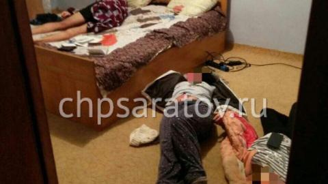 В Марксе обнаружили тела трех взрослых и ребенка