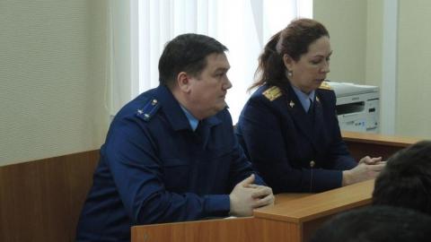 Сторона обвинения высказалась о затягивании процесса по избранию меры пресечения Лобанову его адвокатами